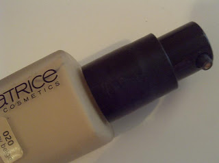 Catrice Infinite Matt Foundation