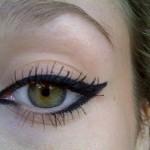 Spelen met Eyeliner!