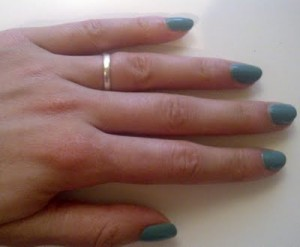 NOTD: Catrice I Sea You