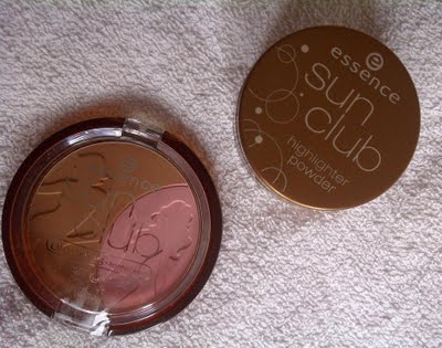 Essence Sunclub Bronzer & Highlighter