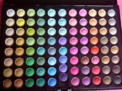 88 Palette, finally!