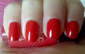 NOTD: NYC Times Square