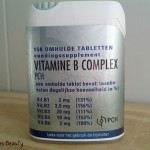 Tegen haaruitval: Vitamine B complex