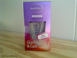 Andrélon Glans & Care Serum
