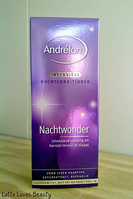 Andrélon Intensieve Nachtconditioner – Nachtwonder