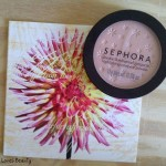 Gewonnen: Sephora Highlighter Rose