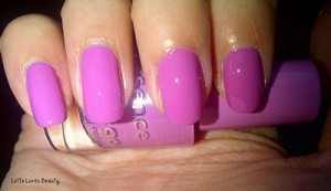 NOTD: Essence Very Berry
