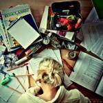 Stress, stress, stress!