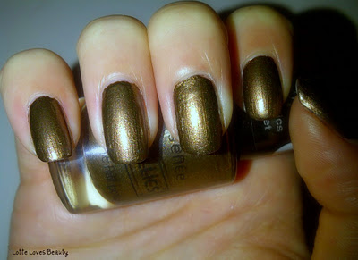 NOTD: Essence Copper Rulez