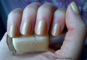 NOTD: Diamond Cosmetics Nice 'n Naked