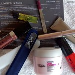 Glossybox Productreview – November