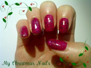 My Christmas Nails