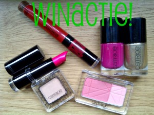 Winactie! Win een Catrice make-up setje!