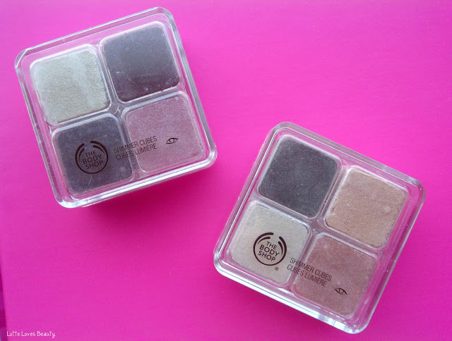 The Body Shop Shimmer Cubes – 2 in 1 review (met ooglooks)