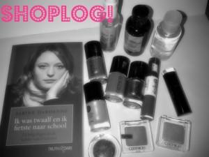 Shoplog! Winkelen in Amersfoort, boek, en Catrice & Essence