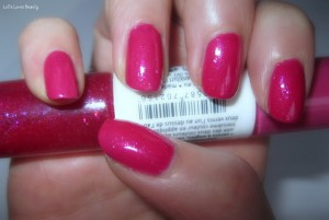 NOTD: Essence Shopping Trip In Soho