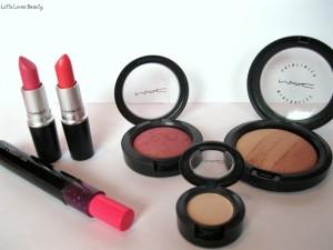 Mijn MAC producten