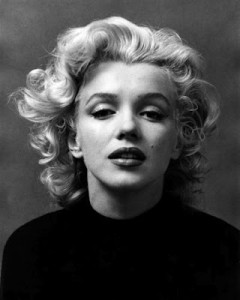 Marilyn Monroe + Make-up look