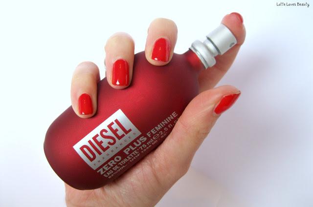 Diesel Zero Feminine Plus – Parfumreview