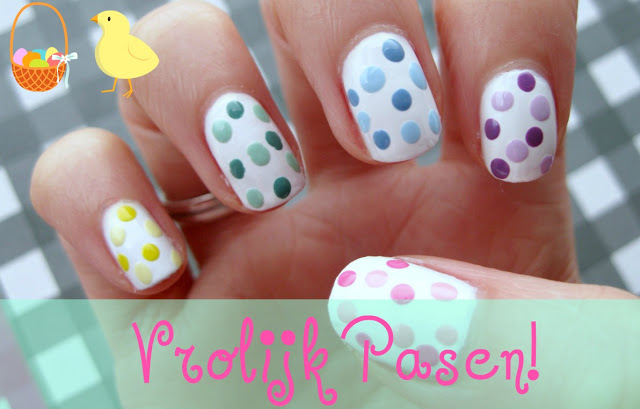 NOTD: Happy Easter!