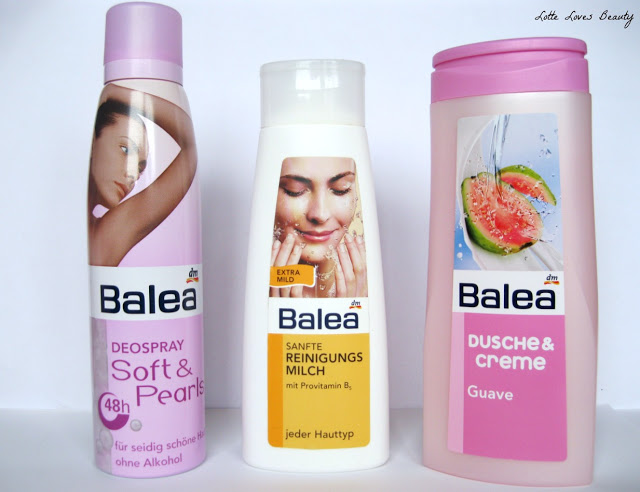 Balea producten – 3 in 1 review