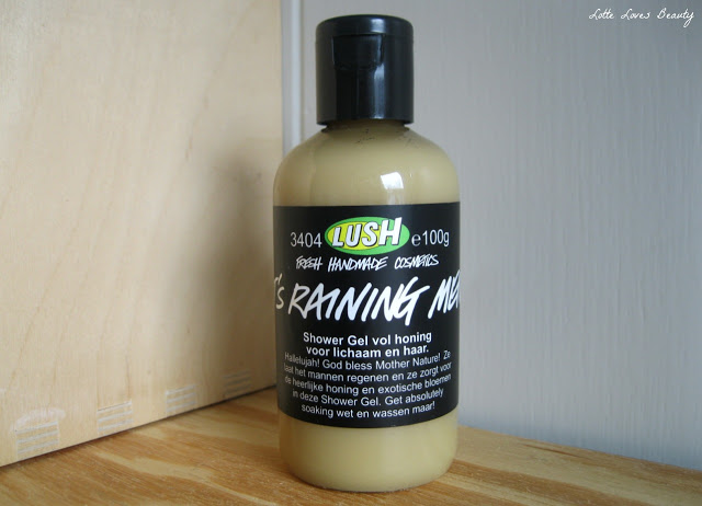 It's Raining Men douchegel van Lush