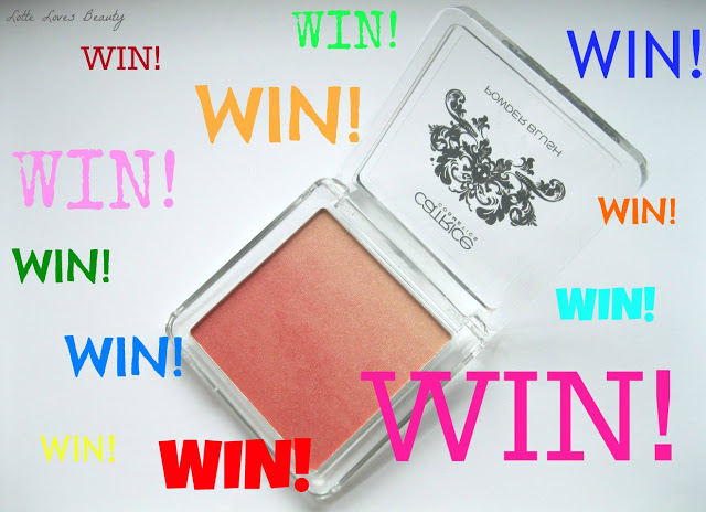 WIN: Colourbomb blush uit de Revoltaire collectie van Catrice