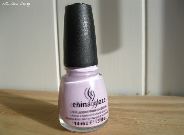 NOTD: China Glaze – Sweet Hook