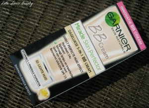 Garnier BB Cream – Miracle Skin Perfector