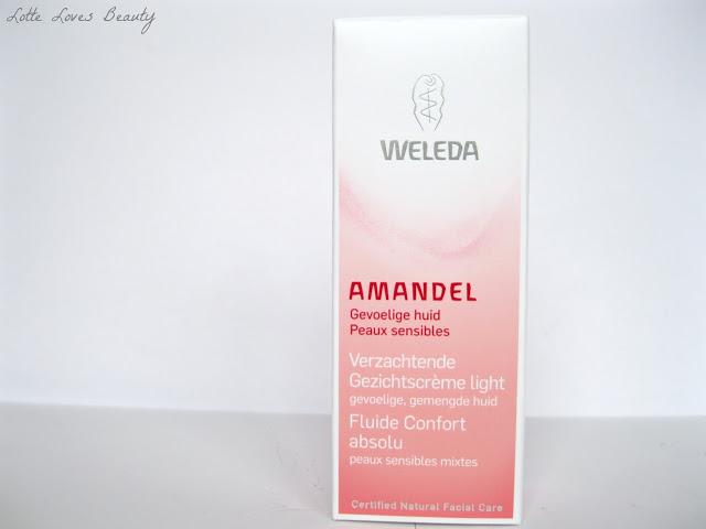 Weleda Verzachtende Gezichtscrème Light – Amandel