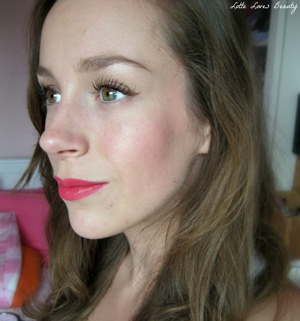 Summer Daily Make-up Routine