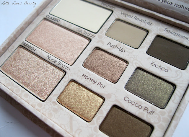 3 Looks met het Too Faced Natural Eye palette