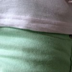 OOTD: Applegreen & Pastelpink