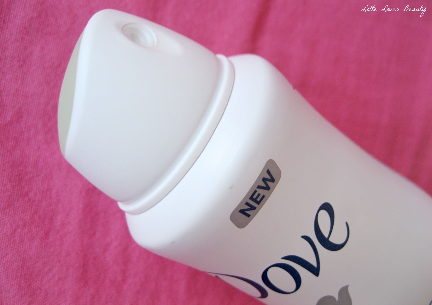Dove Natural Touch Dead Sea Minerals Deodorant