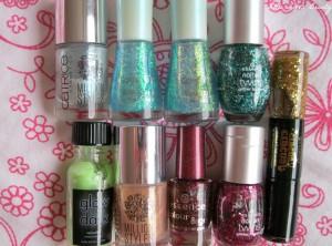 Mijn favoriete nagellakjes