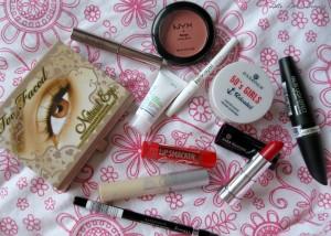 Mijn zomervakantie make-up routine