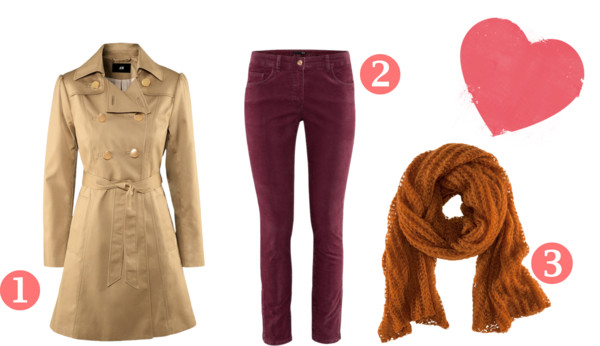 My H&M wishlist for fall!