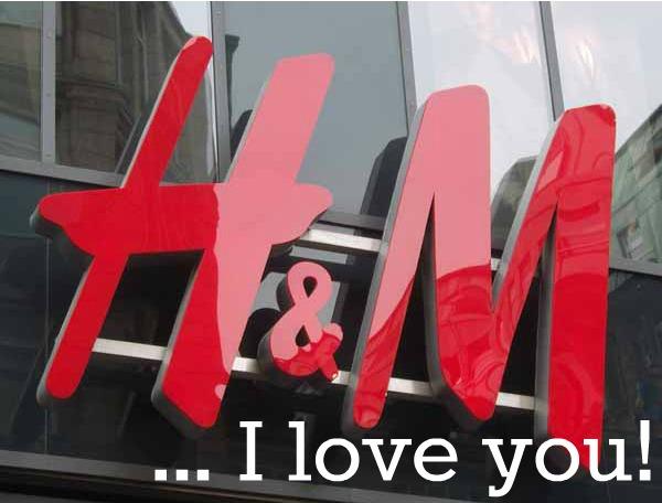 H&M: Deel van mijn bestelling (Part I)