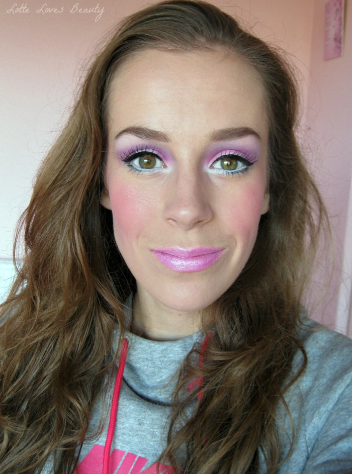 How to   Barbie Look (fototutorial voor Halloween)   Lotte Loves