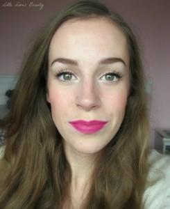 Mijn favoriete herfst lipsticks – met full face foto's