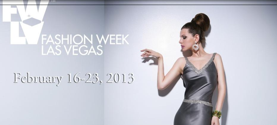 Fashion Week in Las Vegas