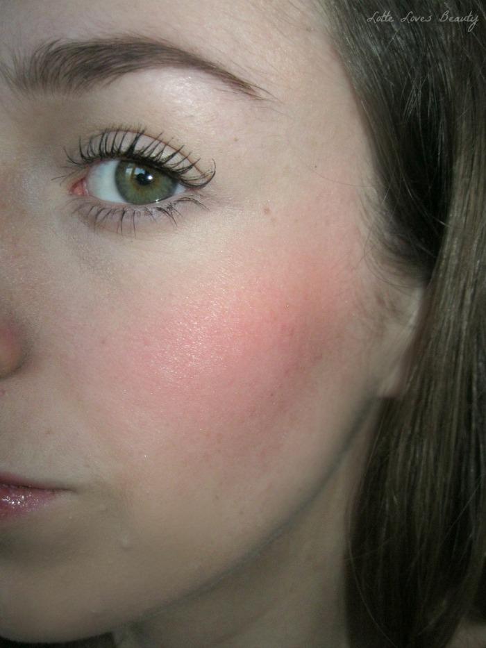 Make-Up Studio Blusher Lumière – Soft Peach