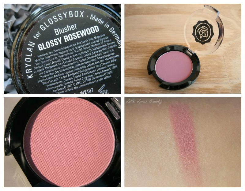Glossybox december 2012