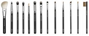 Nieuw van Zoeva: kwasten, oogschaduwbasis en make-up spiegel (review!)