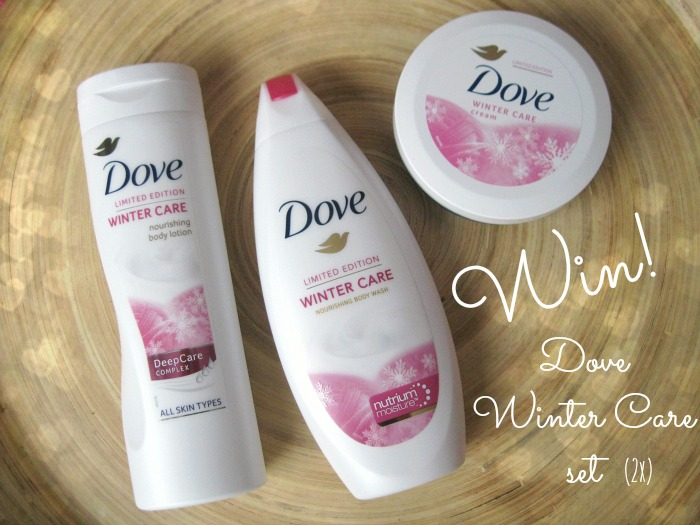 Winweek dag 4: Win een Dove Winter Care set (2x!)
