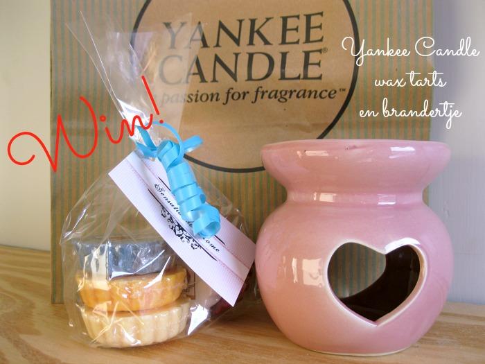 Wax Melts Brander.Winweek Dag 2 Win Een Brander En 5 Wax Tarts Van Yankee Candle