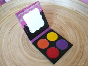 Sugarpill Burning Heart Eyeshadow Palette