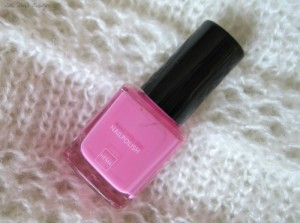 NOTD: roze nagels met holografische glitters!