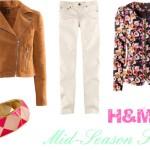 H&M Mid-Season Sale Bestelling