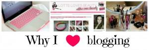 10 reasons I LOVE blogging